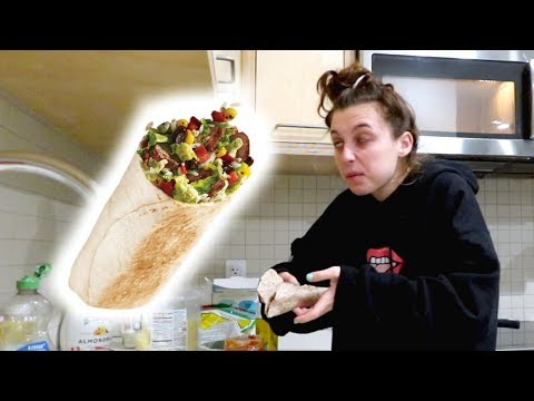 I Tried to Cook My Boyfriend His Fav Meal (I set it on fire) - Thời lượng: 18 phút.