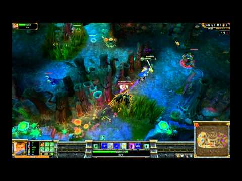 preview-Eye of the Summoned - Twisted Treeline Warding (Game Zone)