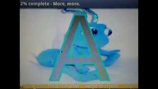 Easy Soft Toy Alphabet 2 FREE YouTube video