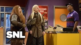 Legolas at Taco Bell - Saturday Night Live