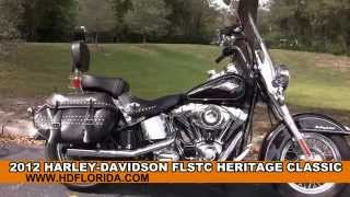 8. Used 2012 Harley Davidson Heritage Softail Classic Motorcycles for sale