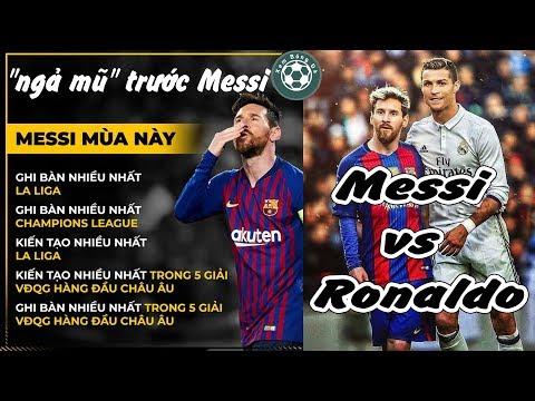 Dân mạng ngả mũ trước Lionel Messi và hóng đại chiến Ronaldo tại tứ kết C1 @ vcloz.com