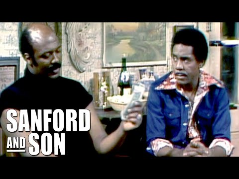 Lamont Loses At Poker | Sanford and Son