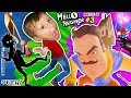 Download Video SCARY HELLO NEIGHBOR DREAM: SHADOW MAN! FGTEEV BUTT KICKED! COKE & MENTOS EXPERIMENT Basement Beta 3