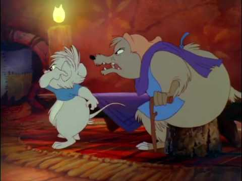 The Secret Of NIMH: The Shrew Visits The Brisby Home