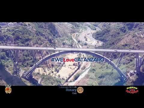 #WeloveCatanzaro, il Rotary Club Tre Colli dedica un video al capoluogo di regione