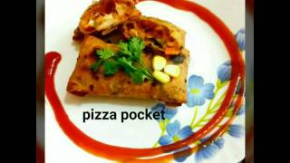 Vvery tasty yummyyyyyy innovativ mind blowing leftover Dishes no words just wowooooooo pizza pocket 👌👌👌👌