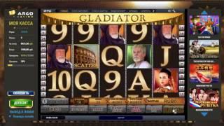 Выигрыш в слотах от Playtech в Арго казино