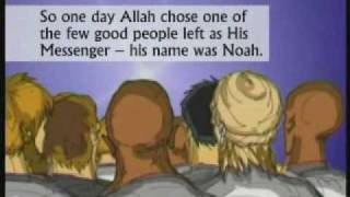 Storytime - The Story of Adam&Noah (www.1islam.net)