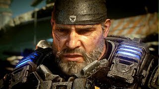 GEARS 5 All Cutscenes Movie Full Game - GEARS OF WAR 5