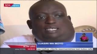 Josephine Lugano muathiriwa wa saratani ambaye KTN iliangazia kisa chake aendelea kupata matibabu