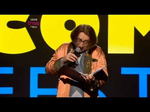 Emo Phillips - Edinburgh Comedy Fest 2010