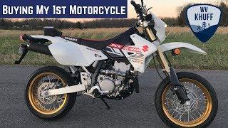 4. Buying my 2019 Suzuki DR-Z400SM | 005