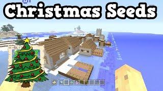 Minecraft Xbox - CHRISTMAS SEEDS EXPLORED