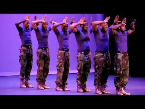 Omega Psi Phi - DK Ques - Georgia Tech Homecoming Step Show 2010 (Part 1)