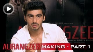 Making Of The Film - Part 1 - Aurangzeb
