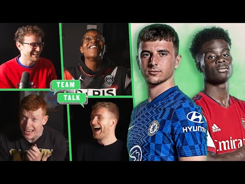 HEATED DEBATE: THE BEST YOUNG PLAYER IN THE PREMIER LEAGUE IS...   Team Talk Ep. 1