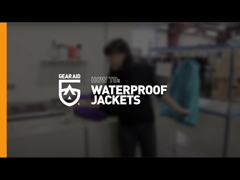 How to Waterproof a Jacket