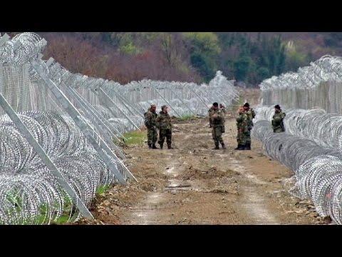 Πρόεδρος ΠΓΔΜ: «Τα σύνορά μας δεν είναι κλειστά» (!)
