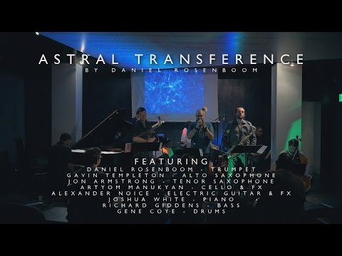 Astral Transference // by Daniel Rosenboom // Live at Blue Whale online metal music video by DANIEL ROSENBOOM