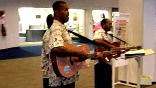 Music Of Fiji, Nadi International Airport, Nadi, Fiji, Oceania