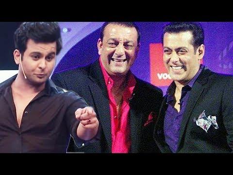 Video Sanket Bhosale HILARIOUS Mimicry Of Salman Khan, Sanjay Dutt download in MP3, 3GP, MP4, WEBM, AVI, FLV January 2017