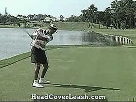 Tiger Woods 94-96 US Amateur Golf Swing Video Show