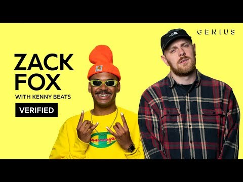 """Zack Fox & Kenny Beats """"Jesus Is The One (I Got Depression)"""" Official Lyrics & Meaning 