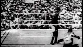 Jack Johnson -vs- Jim Jeffries (July 4th, 1910) WINS TITLE
