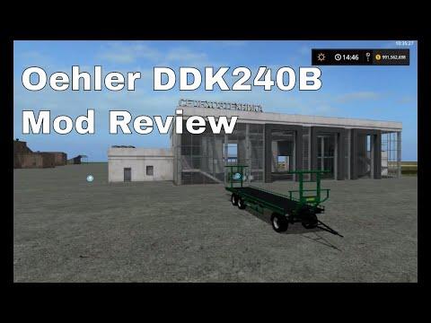 Oehler DDK240B v1.0