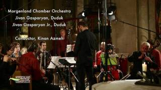 Morgeland Festival Orchestra conducted by Kinan Azmeh