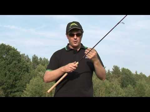 рыбалка лайтовым спиннингом видео