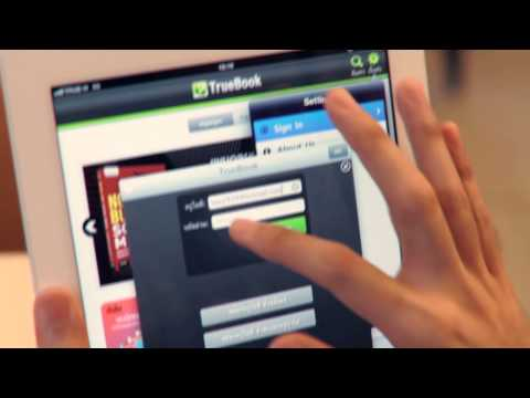 Video of TrueBook [Tablet]