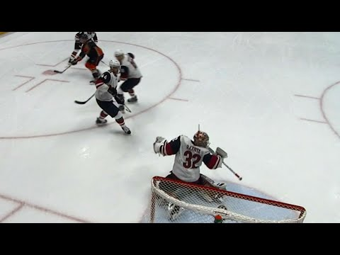 Video: Rakell gives Ducks the lead, after sweet feed from Getzlaf