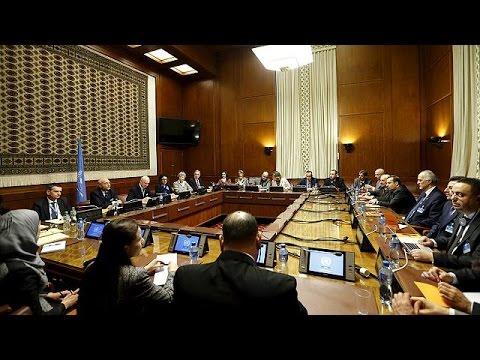 Γενεύη: Απούσης της αντιπολίτευσης οι συνομιλίες για τη Συρία