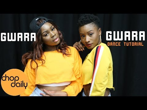 How To Gwara Gwara (Dance Tutorial) | Chop Daily