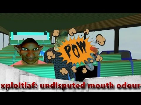 COMEDY :UNDISPUTED MOUTH ODOUR FUNNY animation cartoon xploitlaf