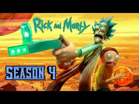 Rick And Morty Season 4 All Trailer/Sneak Peak