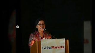 Sri Mulyani Raih Penghargaan Menteri Keuangan Terbaik
