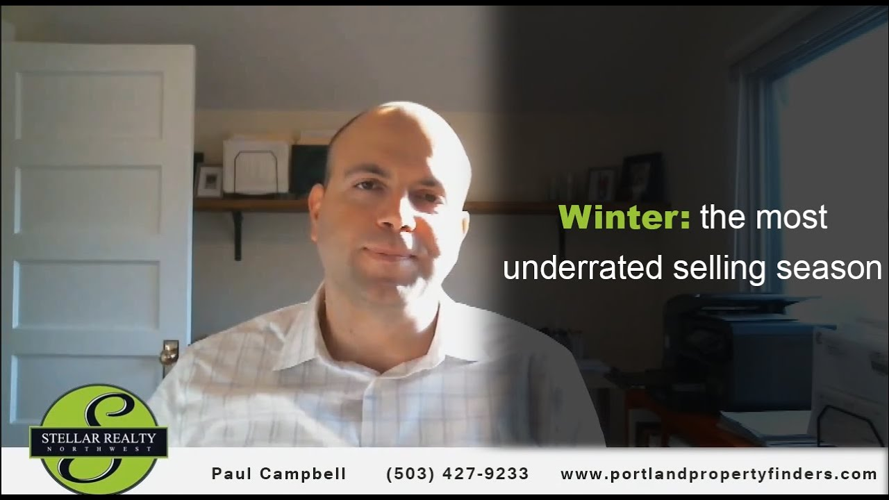 Is the Winter a Good Time to Sell a Home?