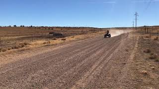 9. 2016 Polaris Sportsman 110 EFI - TOP SPEED