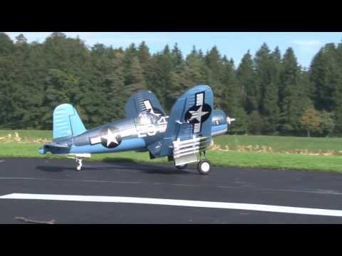 Corsair 1,2 Folding Wings By Ready2fly