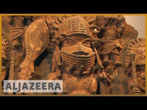 🇳🇬 🇬🇧 British Museum offers to loan stolen Benin Bronzes to Nigeria | Al Jazeera English