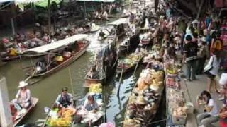 The Floating Market, Bangkok