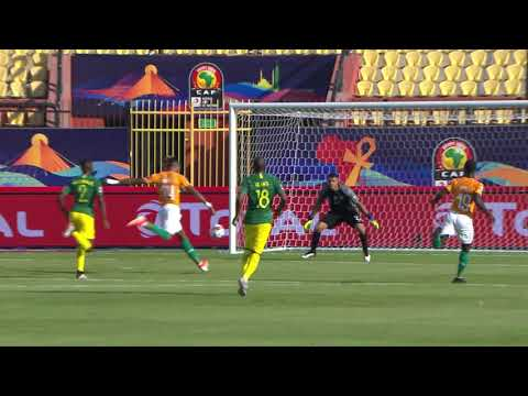 Côte d'Ivoire v South Africa Highlights - Total AFCON 2019 - Match 8