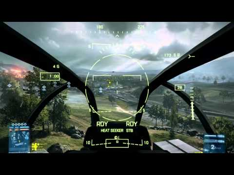 Battlefield 3 & skkf: Nocne odpały na serwerze