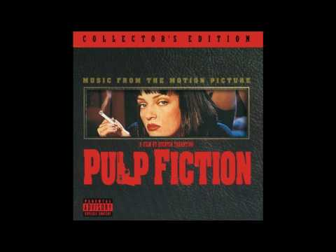 Pulp Fiction OST - 05 Bustin' Surfboards