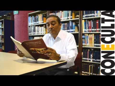 Cuéntame un libro con Rigoberto Nuricumbo