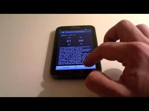 """""""How To"""".. Software Update – Samsung Galaxy Note 2"""