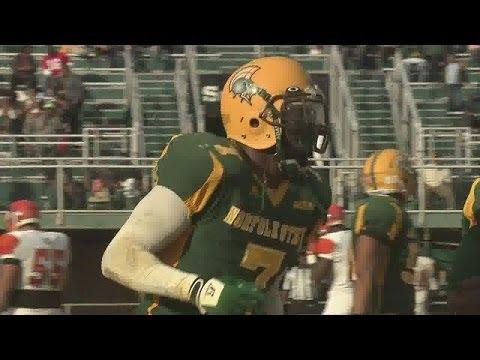 Lynden Trail has NFL Dreams 11/14/2013 video.